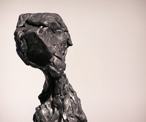 hello lead - artist finds new medium