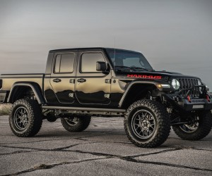 Hennessey Maximus Jeep