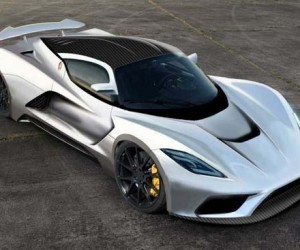 Hennesseys 1400HP Venom F5 Revealed