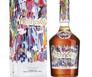Hennessy V.S. Limited by Artist JonOne