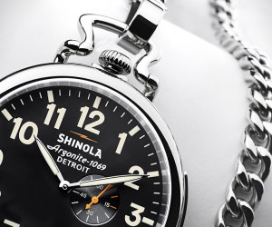 Henry Ford Pocket Watch | Shinola