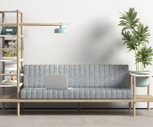Herb | Multifunctional Sofa by Burak Kocak
