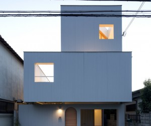 Here, There, Over There by Fumiaso Architecture  Associates