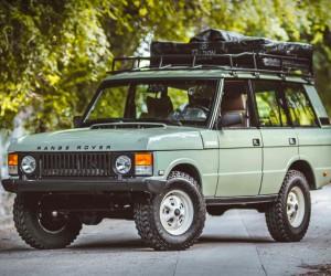 Heritage Range Rover Classic