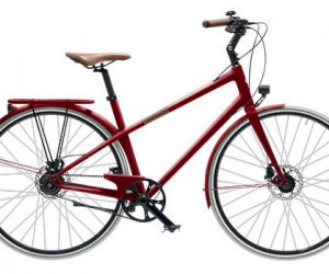 Herms Launches Carbon Bike