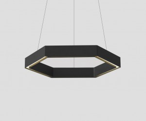 Hex Pendant by Resident Studio
