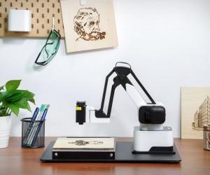 Hexbot Desktop Robotic Arm