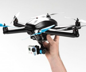 Hexo Flying Drone Will Autonomously Follow and Film You