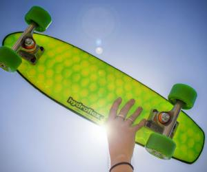 Hi-Tech Hydroflex Skateboards