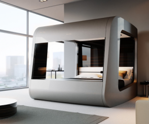 HiCan: The Worlds Smart Bed