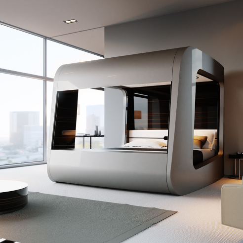 Hican The Worlds Smart Bed