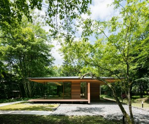 Hidden Among Tall Trees, this House Promises Relaxation and Tranquility to its Inhabitants
