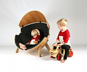 Hideaway Chair: A Safe Haven for Kids