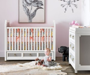 High-End Baby Furniture Finds