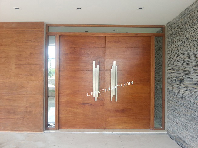 high end modern front entry doors