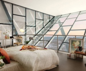High on thrills unique penthouse in Oslo