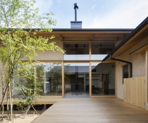 Hiiragis House by Takashi Okuno  Associates
