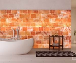 Himalayan Salt Wall Panels - Healthy Ancient Mineral Saunas