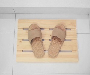 Hinoki Bath and Floor Mat