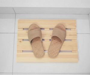Hinoki Bath and Floor Mat