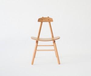 Hiro Chair by De JONG  Co