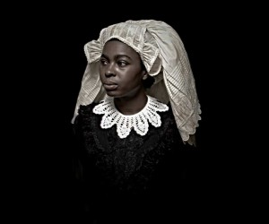 Historical Correction Portrait Series by Maxine Helfman