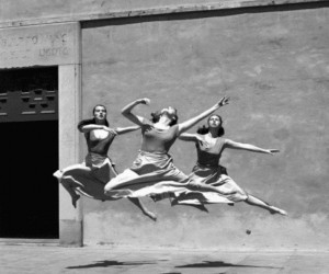 Historical Photos and Artworks Set in Motion