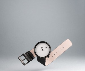 HMS Wristwatch by bibi design for Nava Design