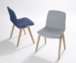 Hole Chair by Marc Th. van der Voorn
