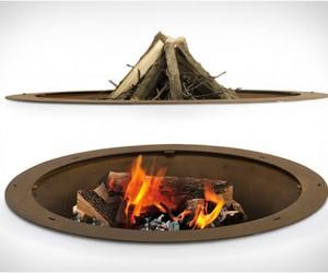 Hole Fire Pit, by AK47 Design