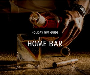 Holiday Gift Guide | Home Bar