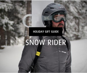 Holiday Gift Guide | Snow Rider