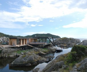 Holiday home like no other, Larvik, Norway