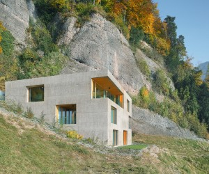 Holiday House in Vitznau by alp Architektur