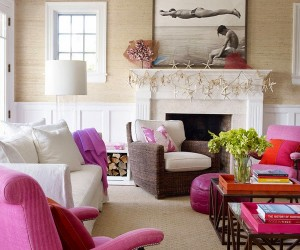 Holly Petersons Hamptons Home