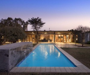 Home Designed by Earthworld Architects in Pretoria, South Africa