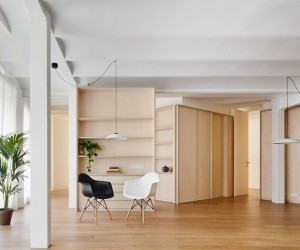 Home in Mitre by Bajet Giram, Barcelona