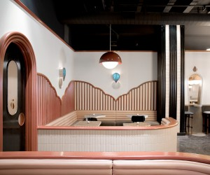 Home Studios Designs Bibo Ergo Sum Bar in Hollywood