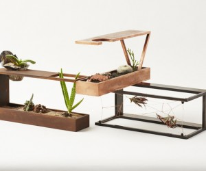 HomeMade Creates Tiny Gardens For City Living
