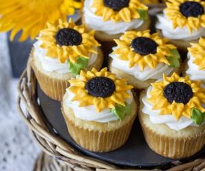 Homemade Cupcake Recipes for Spring