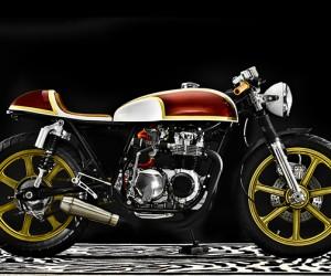 Honda CB550K Lucy