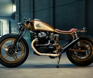 Honda CX500 | Kingston Custom