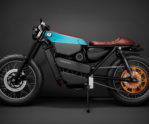 Honda Electric Cafe Racer