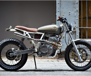 Honda XR 650 | by Daniel Peter