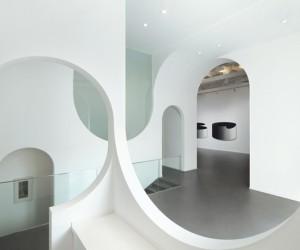 Hongkun Art Gallery  Art Arcadion by Penda