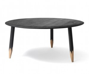 Hoof Table SW2 by Samuel Wilkinson for Tradition