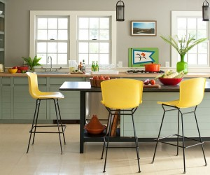 Hot Summer Color Combinations for Cheerful Exuberance