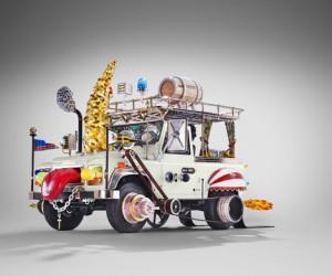 Hotch Potch on Wheels: Studio Job for Land Rover