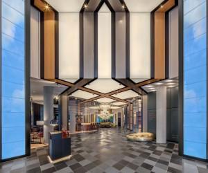 Hotel Andaz in Mnchen by Concrete Studio Amsterdam