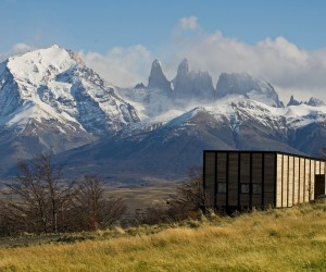 Hotel Awasi Patagonia in Chile